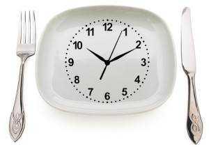 Почасовая диета