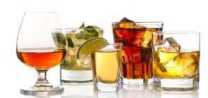 Калорийность спиртных напитков таблица и содержание сахара — Похудение